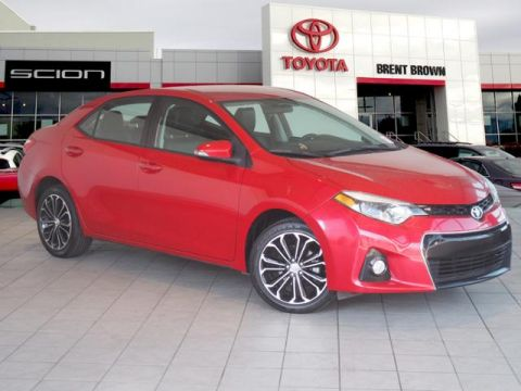 Certified Pre-Owned 2015 Toyota Corolla L FWD 4dr Car