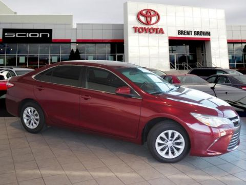 Certified Pre-Owned 2016 Toyota Camry LE FWD 4dr Car