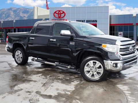Certified Pre-Owned 2017 Toyota Tundra 4WD 1794 Edition