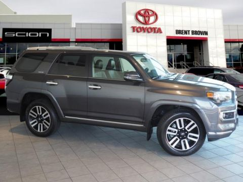 Certified Pre-Owned 2016 Toyota 4runner Limited 4WD Sport Utility