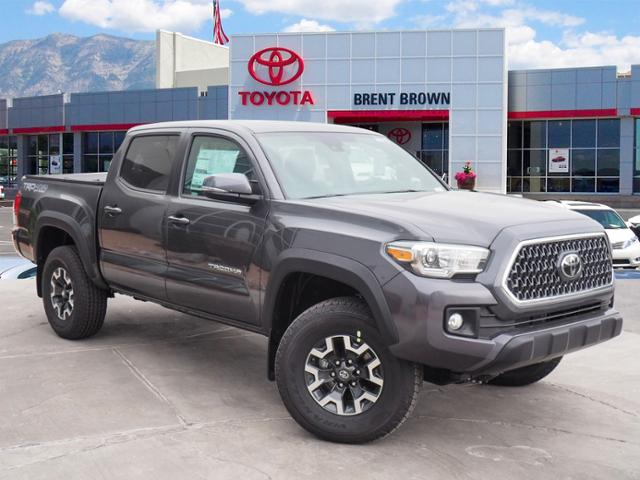 Ongekend New 2019 Toyota Tacoma 4WD TRD Off Road Double Cab in Orem #T51597 PR-82