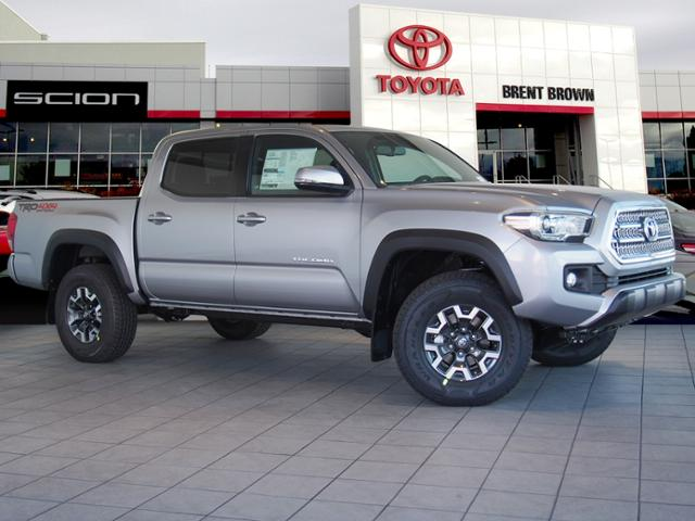 New 2017 Toyota Tacoma Trd Off Road Double Cab In Orem