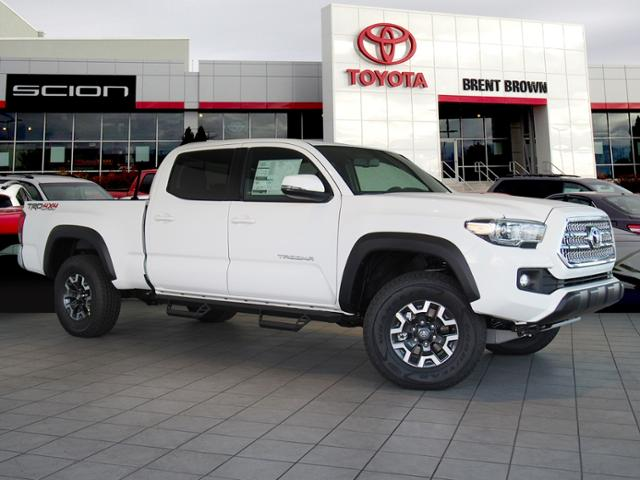 New 2017 Toyota Tacoma Trd Off Road Long Bed Double Cab In