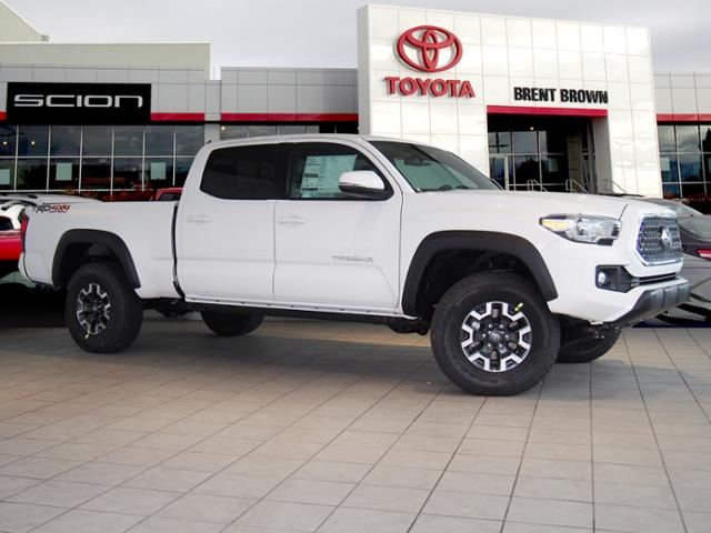 New 2018 Toyota Tacoma Trd Off Road Long Bed Double Cab In