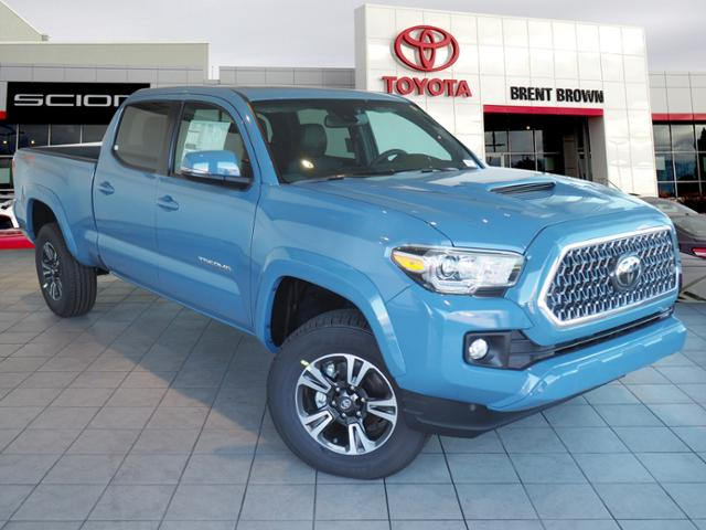 New 2019 Toyota Tacoma 4wd Trd Sport Long Bed