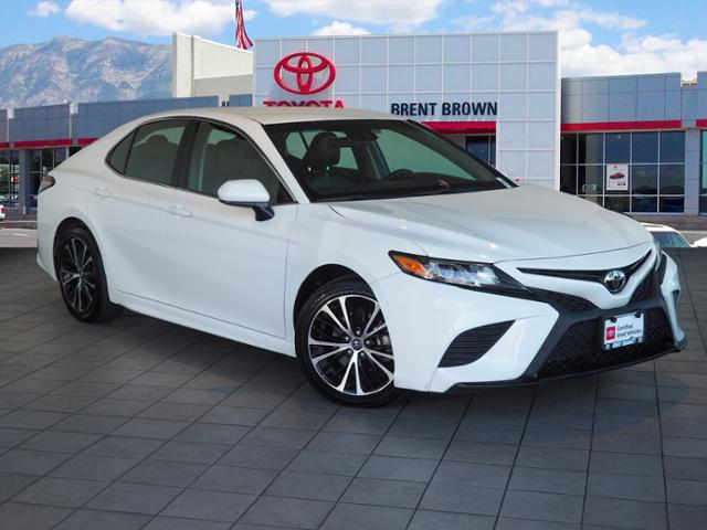 Certified Pre-Owned 2018 Toyota Camry SE
