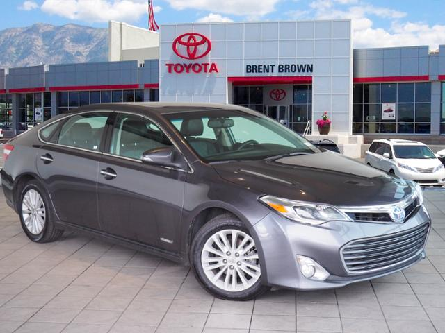 Certified Pre-Owned 2014 Toyota Avalon Hybrid XLE Touring