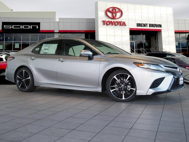 New 2018 Toyota Camry Xse V6 4dr Car In Orem T47919
