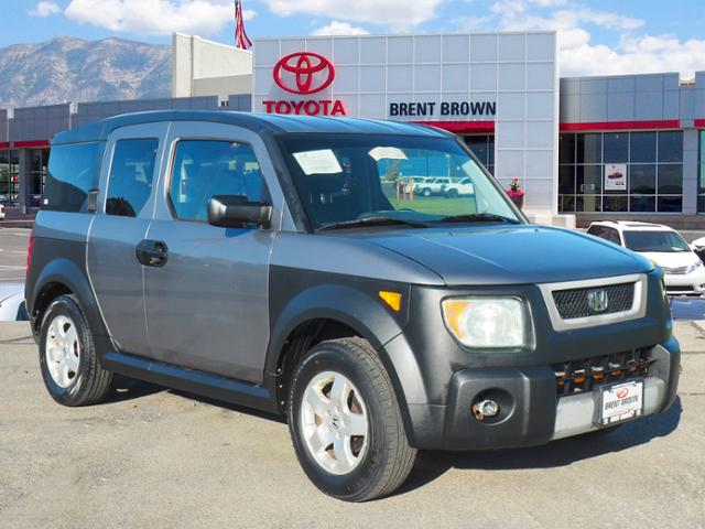 Pre-Owned 2005 Honda Element EX
