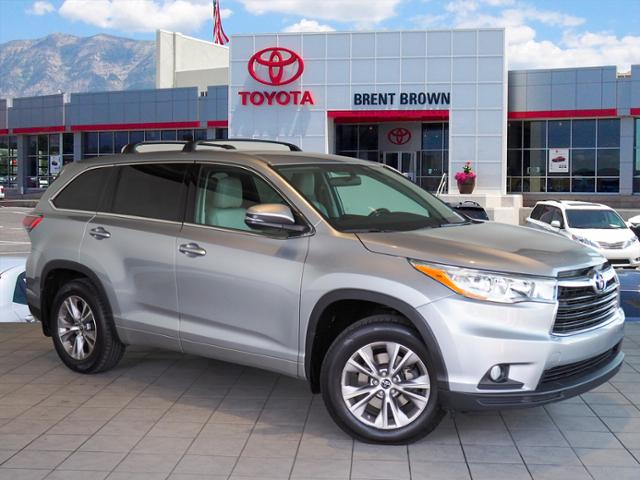 Certified Pre Owned 2016 Toyota Highlander Le