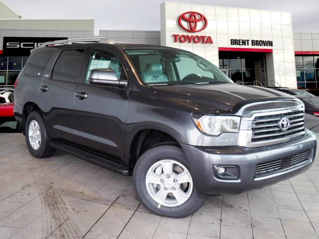 New 2019 Toyota Sequoia SR5
