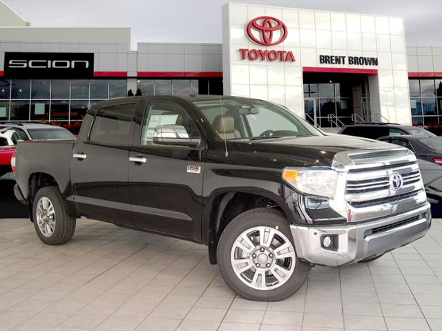 new 2017 toyota tundra 4wd 1794 edition crewmax in orem t46140 brent brown toyota. Black Bedroom Furniture Sets. Home Design Ideas