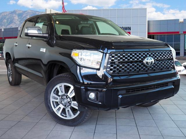New 2019 Toyota Tundra 4wd Platinum Crewmax 5 5 Bed 5 7l