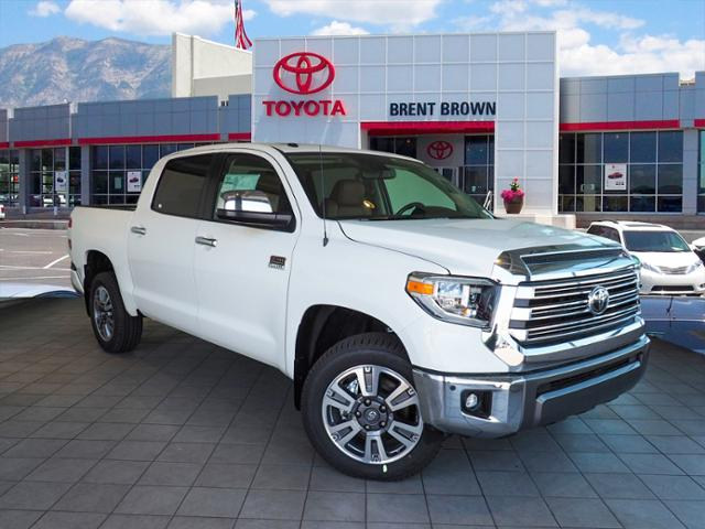 New 2019 Toyota Tundra 4WD 1794 Edition