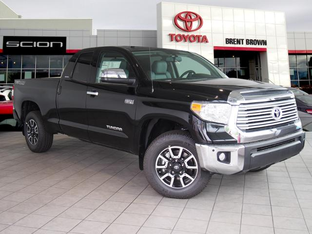New 2017 Toyota Tundra 4wd Limited W Trd Off Road Double