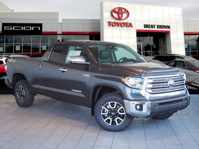 New 2019 Toyota Tundra 4wd Limited W Trd Off Road Double Cab In