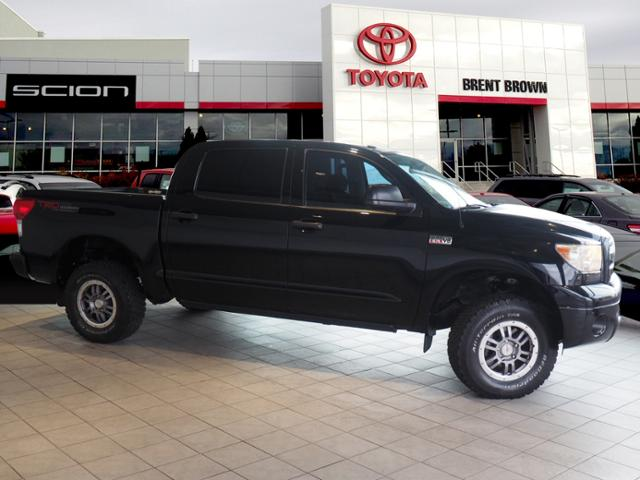 Certified Pre Owned 2013 Toyota Tundra 4WD Truck