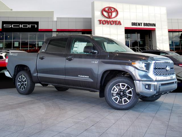 New 2018 Toyota Tundra 4wd Sr5 W Trd Off Road Bench Seat