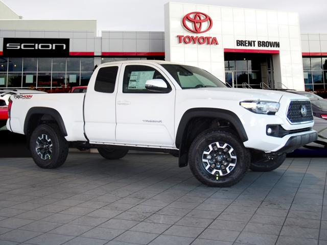 New 2018 Toyota Tacoma Trd Off Road Access Cab In Orem