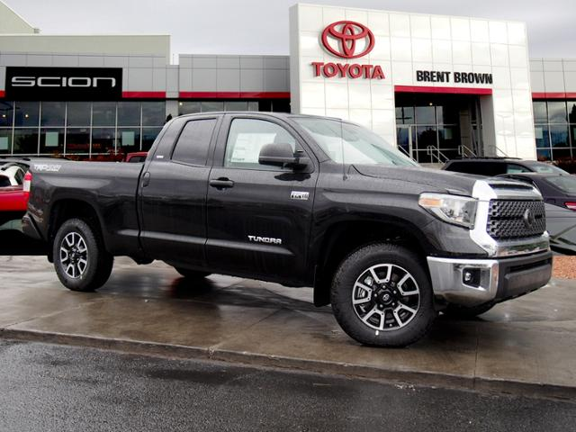 New 2018 Toyota Tundra 4WD SR5 W/TRD Off Road