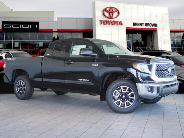 New 2018 Toyota Tundra 4wd Sr5 W Trd Off Road Double Cab