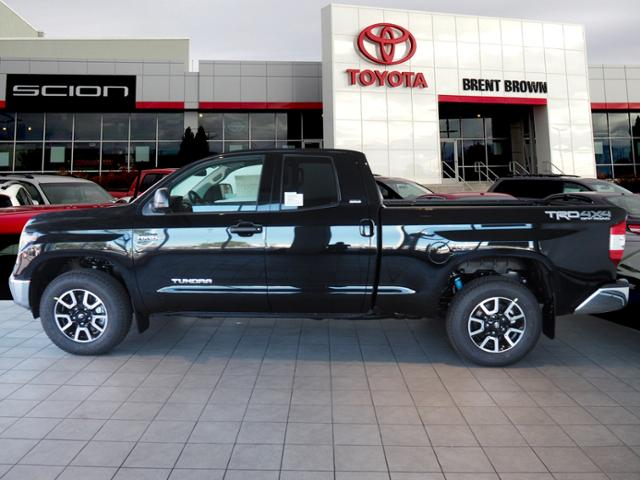 New 2019 Toyota Tundra 4WD SR5 Double Cab 6 5' Bed 5 7L