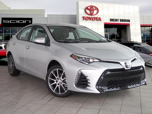 new 2017 toyota corolla 50th anniversary special edition 4dr car in orem t44196 brent brown. Black Bedroom Furniture Sets. Home Design Ideas