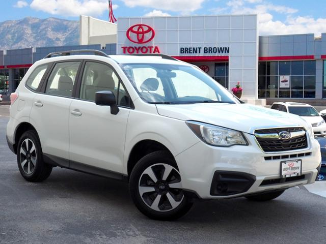 Pre-Owned 2018 Subaru Forester