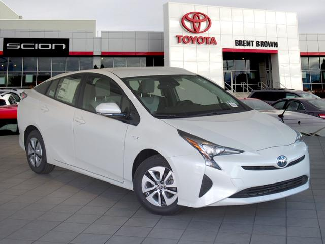 New 2017 Toyota Prius Two Eco 4dr Car In Orem T45520