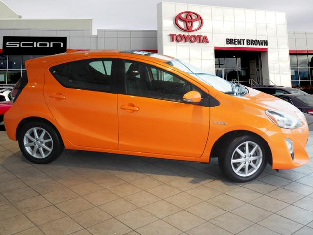 Certified Pre Owned 2015 Toyota Prius C Three 4dr Car In Orem