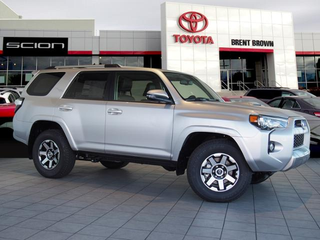 New 2018 Toyota 4runner Trd Off Road Premium Sport Utility