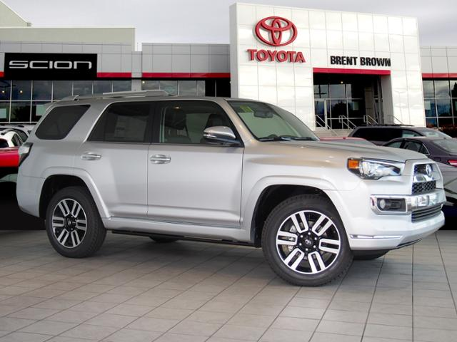 new 2018 toyota 4runner limited w third row sport utility in orem t47779 brent brown toyota. Black Bedroom Furniture Sets. Home Design Ideas