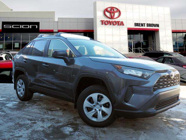 New 2019 Toyota Rav4 Le Sport Utility In Orem T51241 Brent Brown
