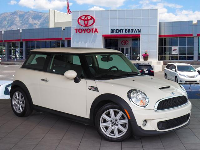 Pre-Owned 2012 MINI Cooper Hardtop S