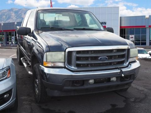 Pre-Owned 2002 Ford Super Duty F-350 SRW XL