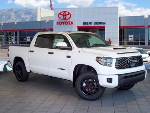 498 New Toyotas for Sale in Orem, UT | Brent Brown Toyota