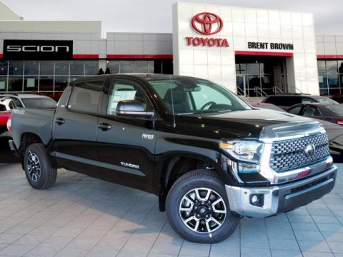 New 2019 Toyota Tundra 4WD SR5 W/ TRD Off Road