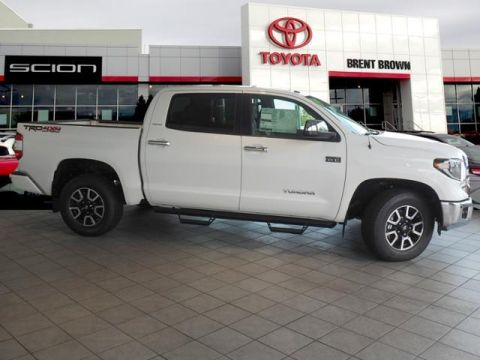 New 2019 Toyota Tundra 4WD Limited W/ TRD OFF ROAD