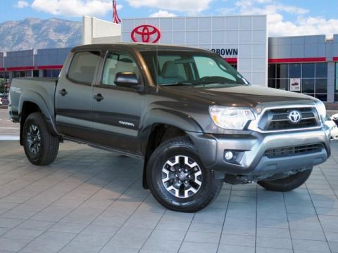 Certified Pre-Owned 2015 Toyota Tacoma
