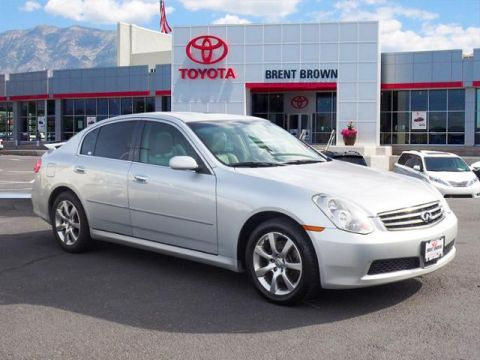 Pre-Owned 2006 INFINITI G35 Sedan