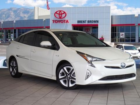 Certified Pre-Owned 2017 Toyota Prius Four